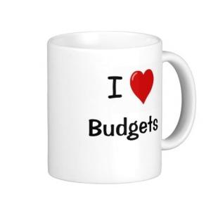 budgets mug